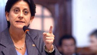 "Lourdes Alcorta:""Declaraciones de diputado chileno Jorge Tarud son impertinentes"""