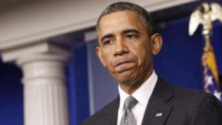 Barack Obama cancelaría cumbre en Rusia por asilo a Edward Snowden