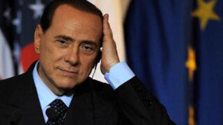 Italia: Silvio Berlusconi fue sentenciado a 4 años de prisión por fraude fiscal