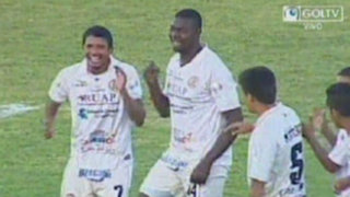 Sport Huancayo fue derrotado como local 2-0 por UTC