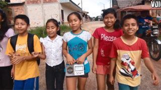 Niños nativos crean rap en su idioma natal kukama para evitar su desaparición
