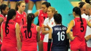 Vóley: Perú perdió ante China (3-2) y jugará por el tercer lugar contra Brasil
