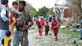 Afganistán: Nueve niños muertos en ataque terrorista frente a consulado indio