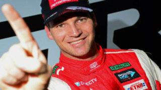 Campeón mundial de automolivismo, Nicolás Fuchs, recibiría laureles deportivos