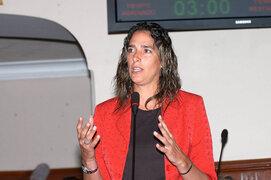 Gabriela Pérez del Solar: No me iré a ningún partido, no soy tránsfuga