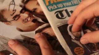 La BBC se disculpó por emitir foto del príncipe Guillermo con un pene en la frente