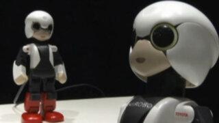 VIDEO: conoce a 'Kirobo' el robot japonés que habla con astronautas