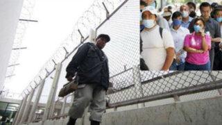 INPE restringe visita a penales para prevenir gripe AH1-N1