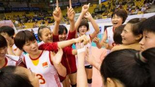 China se consagró campeón del Mundial de Vóley Tailandia 2013