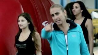 """Video del """"Guantazo"""" de Natalia Málaga contra machismo se vuelve viral en redes"""