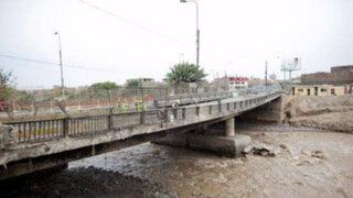 SMP: Reabren tránsito en puente Bella Unión para vehículos públicos y privados