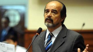 Mulder sobre posible compra de avión presidencial: Humala no es un monarca