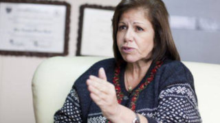 Lourdes Flores descarta vinculación de Ollanta Humala con narcoterrorismo