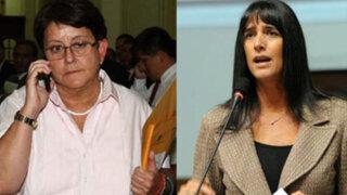 Lourdes Alcorta y Gabriela Pérez del Solar se unieron a la bancada Unión Regional