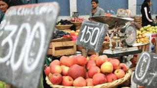 Especialista afirma que alimentos y electricidad elevaron inflación de julio