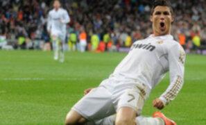 Cristiano Ronaldo renovó con el Real Madrid hasta el 2018