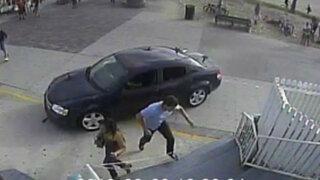 EEUU: sujeto atropelló intencionalmente a 12 personas en Los Ángeles
