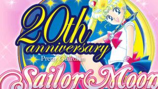 Nuevo anime de Sailor Moon será revelado a nivel mundial el próximo año