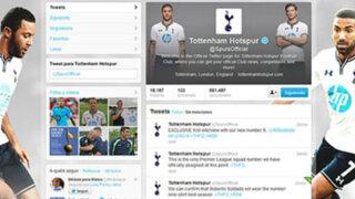 Tottenham retira imagen de Gareth Bale de su Twitter