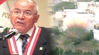CNM citaría a San Martín, Jiménez y Cateriano por caso 'Chavín de Huantar'