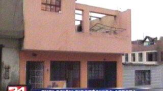 VIDEO: Explosión pirotécnica destruyó 12 viviendas en Comas