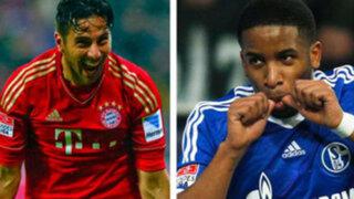 Claudio Pizarro y Jefferson Farfán arrancaron con victoria la Copa Alemana