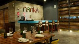 """""""Nanka"""": restaurante que conjuga el buen comer, el medio ambiente y diversión"""
