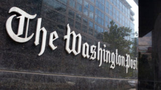 Acciones del Washington Post llegan al máximo en 5 años tras venta