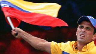 Henrique Capriles: No hay que esperar seis años para cambiar a Maduro