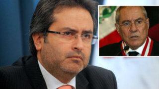 Jiménez se niega a responder a Villa Stein: No voy a comentar agravios