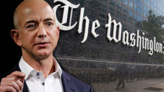 Dueño del imperio Amazon comprará el diario The Washington Post