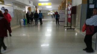 Huelga médica: Crisis de atención en los principales hospitales de Lima
