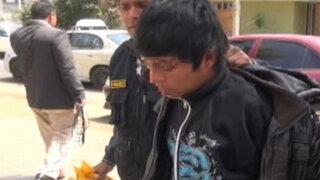 La Libertad: capturan a niño de 13 años que mató a colectivero