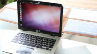 Presentan primera computadora portátil que se recarga con energía solar