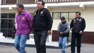 Capturan a delincuentes que asaltaron exclusiva joyería de Miraflores