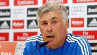 Carlo Ancelotti: Los aficionados todavía no tienen claro cómo jugamos