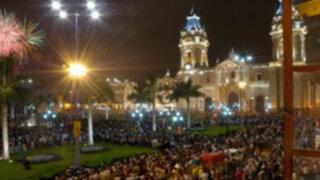 Miles de pobladores y turistas celebran el 473 aniversario de la 'Ciudad Blanca'