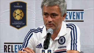 Mourinho: Espero que el Real Madrid gane la Liga Española esta temporada