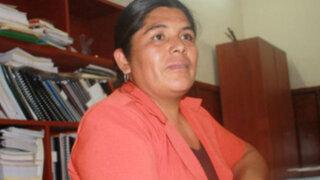 Poder Judicial ordena captura de ex parlamentaria Juana Huancahuari