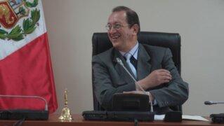 Juvenal Silva sería designado en las próximas horas como nuevo jefe del IPD