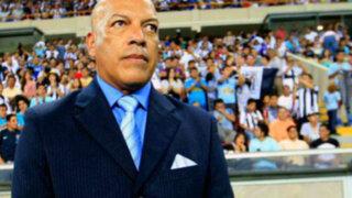 Mosquera salió por no respetar estilo de juego de Sporting Cristal, afirman