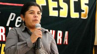 Ex congresista Huancahuari denuncia 'persecución política' por parte del Congreso