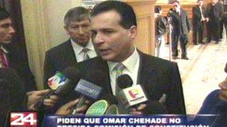 Nacionalista Chehade asegura que respetará constitución de 1993