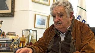 """Presidente Mujica: """"A los que les gusta la plata hay que correrlos de la política"""""""