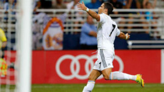 Real Madrid goleó 3-0 al Inter con golazo de Cristiano Ronaldo