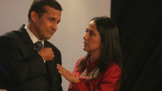 Datum: 58% de peruanos desaprueban a Ollanta Humala y Nadine Heredia