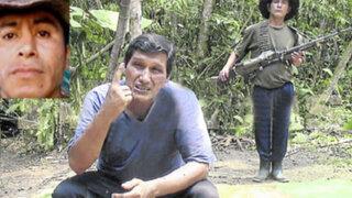 """Camarada """"Raúl"""" tomaría el mando de fuerzas terroristas tras caída de """"Alipio"""""""