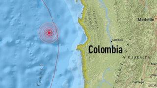 Terremoto de 6,7 grados sacude las costas de Colombia