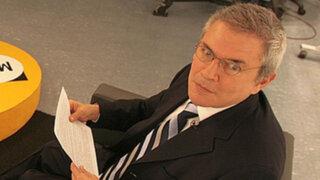 Luis Castañeda Lossio no ha sido excluído del caso Comunicore