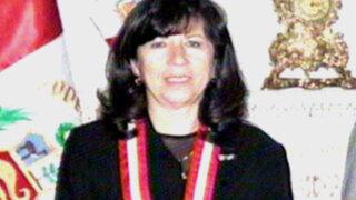 Caso Fefer: dejan al voto inhibición de jueza dirimente Janet Tello